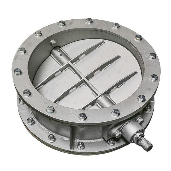 Клапаны ПГВУ круглые / прямоугольные