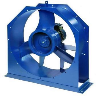 Осевые вентиляторы типа ВО 14-320 (аналог ВГП-02)
