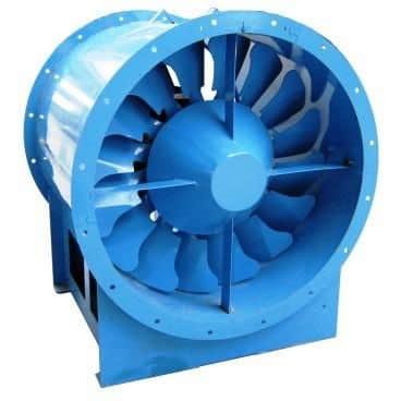 Осевые вентиляторы типа ВО 30-160