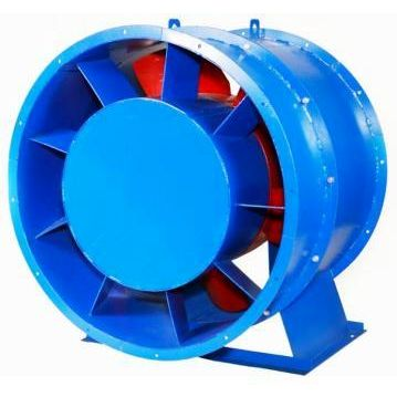 Осевые вентиляторы ВО 25-188 (ВО 36-160) для подпора воздуха в системах дымоудаления