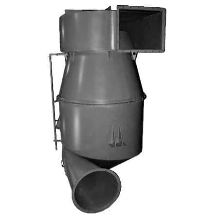 Пылеуловители ОВ-02-99 конструкции СИОТ