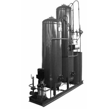 Установка водоподготовительная типа ВПУ