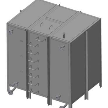 Баки для водоснабжения и канализации серия 07.900-2