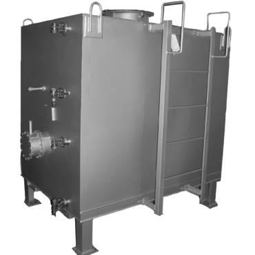 Бак для холодной и отепленной воды А16В серии 5.904-4